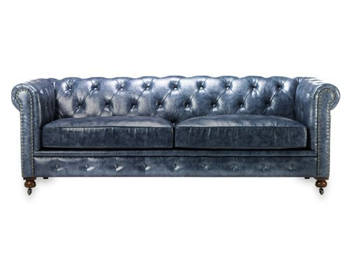Luxe-Looking Steal: Home Decorators Collection Sofa