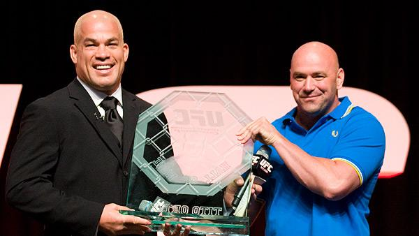 "Tito Ortiz: ""If Anyone is Going to Beat My Record, I'd Like to See Jon Jones Do It"""