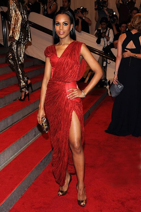 Washington Kerry Costume Gala