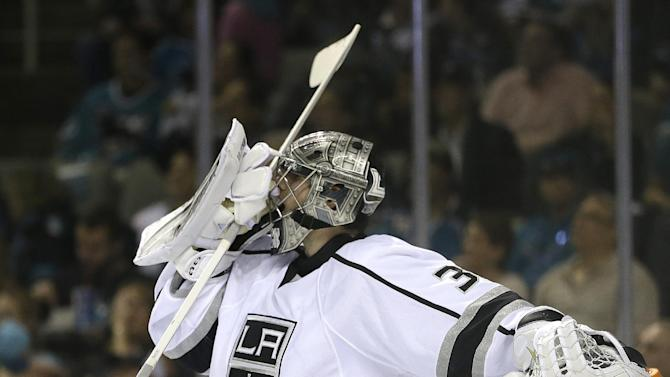 LA Kings stay calm after opening defensive debacle