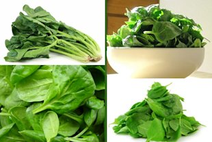 Cooking with Seasonal Vegetables: Spinach
