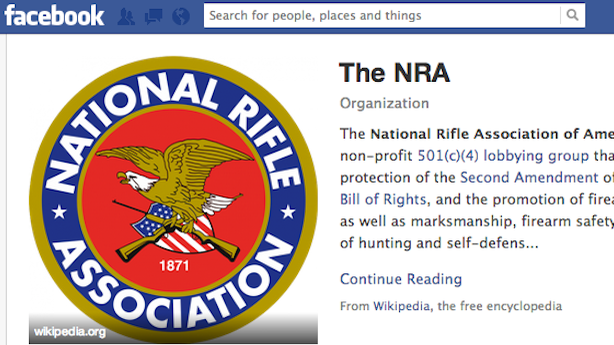 The NRA's Social Media Silence Isn't Working