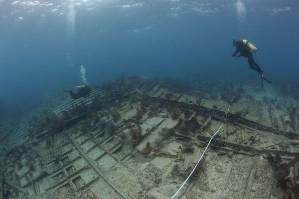 Mystery of Florida Keys Shipwreck Solved