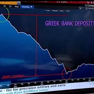 Is This Greece's Key Indicator of Stress?
