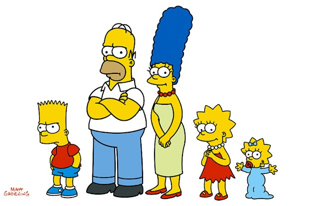 The Simpsons checks in at No. 9 as America's first family of comedy had a hugely successful movie open in July and interest in the Springfield residents surged. (Returns Sept. 23)