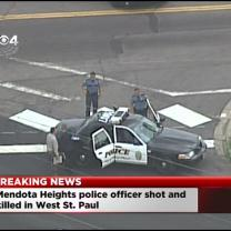Sources: Mendota Heights Officer Shot, Killed In West St. Paul