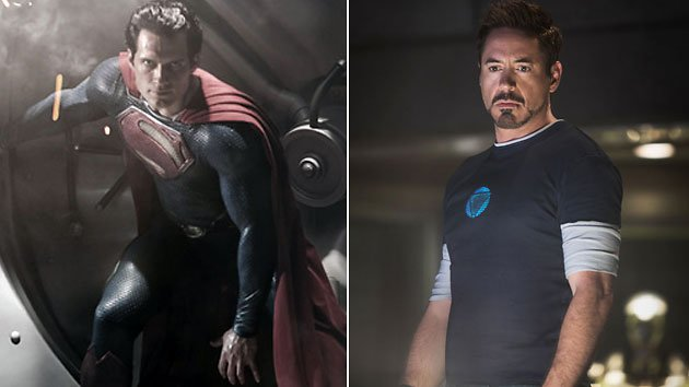 'Man of Steel,' 'Iron Man 3'