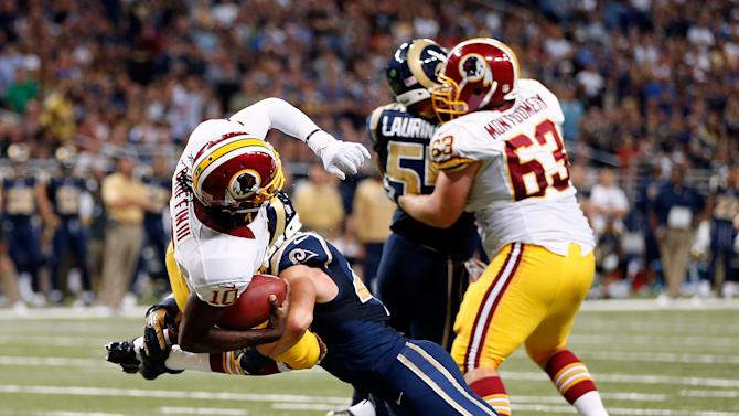 Washington Redskins v St Louis Rams