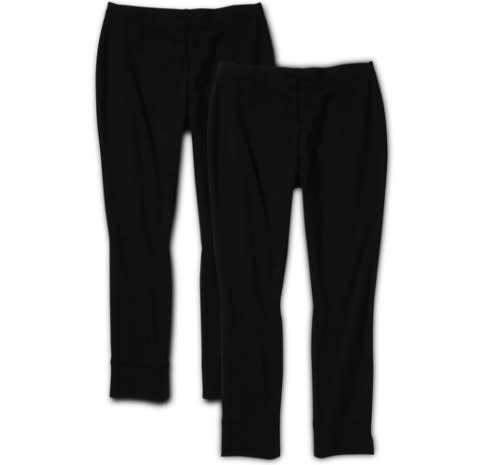 L.e.i. Reann basic cropped leggings 2-pack, $8
