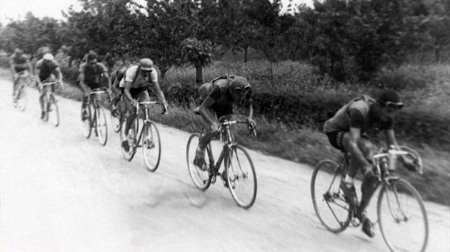 Magni was the 'third man' of the golden age of Italian cycling at the time of the rivalry between Gino Bartali and Fausto Coppi (Imago)
