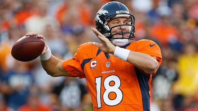 Why Peyton Manning could be 'faking it'