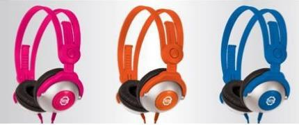 Kidzgear Headphones