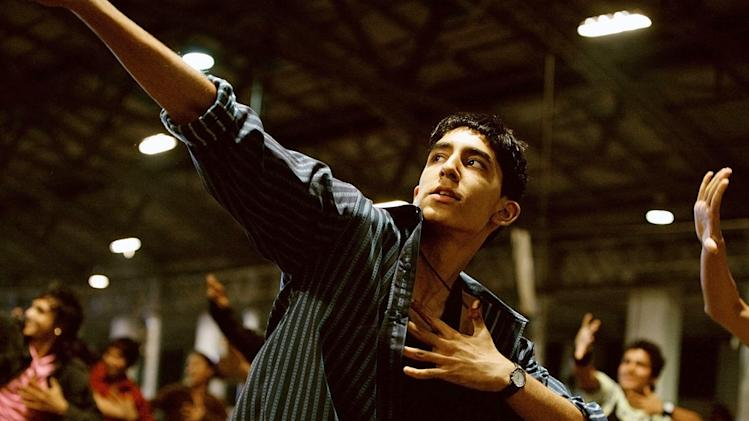Slumdog Millionaire Production Stills 2008 Fox Searchlight Dev Patel