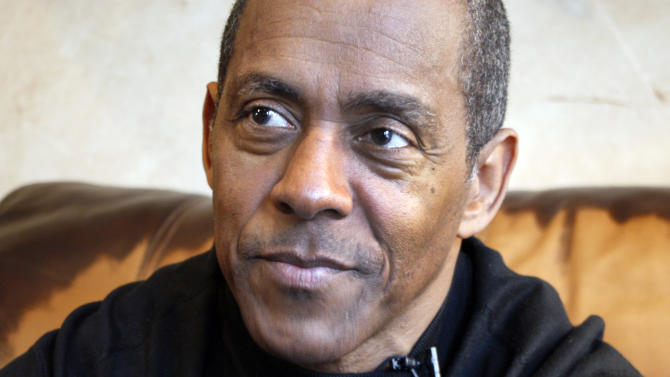 In this image take from video shot on Wednesday, Jan. 25, 2012, Tony Dorsett, a retired Hall of Fame running back for the Dallas Cowboys, listens to a reporters question in his home in suburban Dallas. Dorsett, 57, is one of at least 300 former players suing the National Football League, claiming the NFL pressured them to play with concussions and other injuries and then failed to help them pay for health care in retirement to deal with those injuries. (AP Photo/Martha Irvine)
