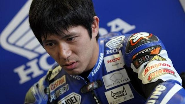 Kiyonari's Superbike despair: 'I can't ride any more'