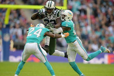 NFL 2015 schedule and results: Jets topple Dolphins in London