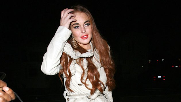 Lohan Misses Work, Called Out On Twitter