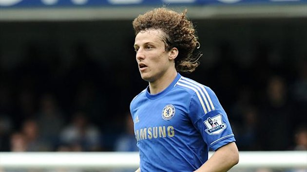 David Luiz, Chelsea (PA Photos)