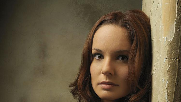 Sarah Wayne Callies stars as Dr. Sara Tancredi in Prison Break on FOX.