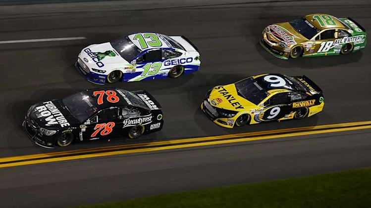 Busch elevating No. 78 team to new heights