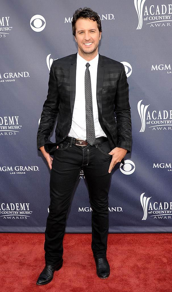 Luke Bryan ACMA Awards
