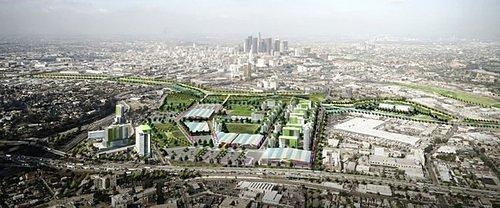 Can the 2024 Olympics Save the Most Contentious Piece of Land on the LA River?