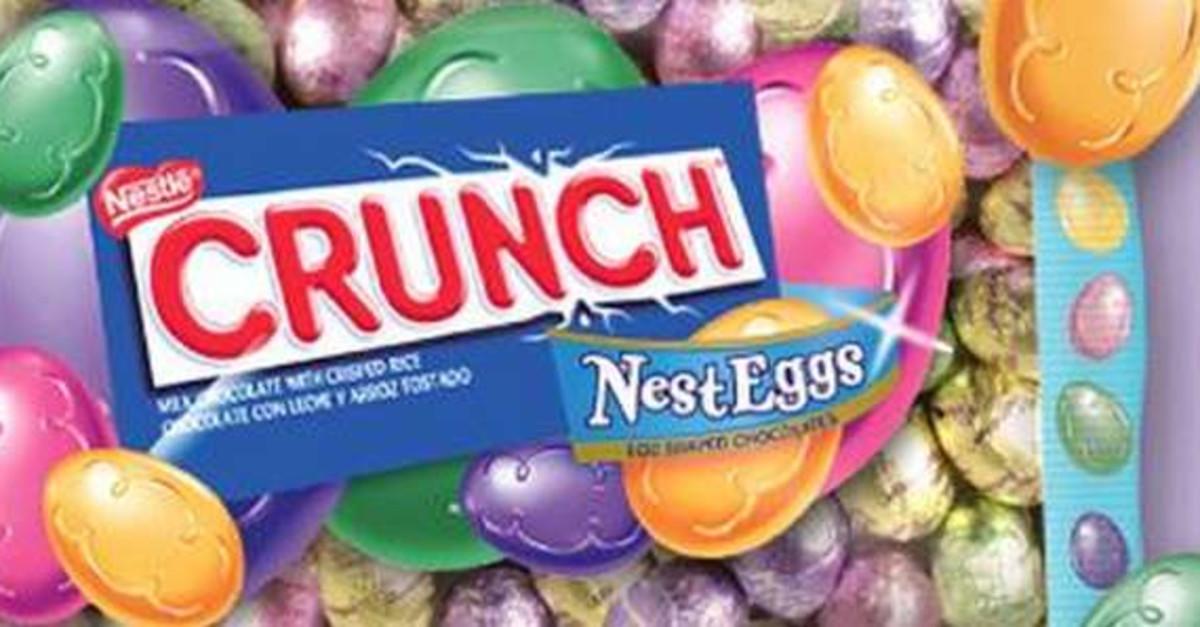 10 Traditional Easter Candies Ranked
