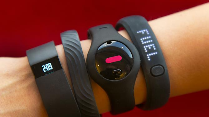 Gift Guide: Fitness bands for aspiring health nuts