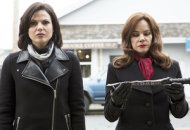 Lana Parrilla and Barbara Hershey | Photo Credits: Jack Rowand/ABC