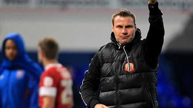 David Flitcroft is imposing an attacking philosophy at Barnsley