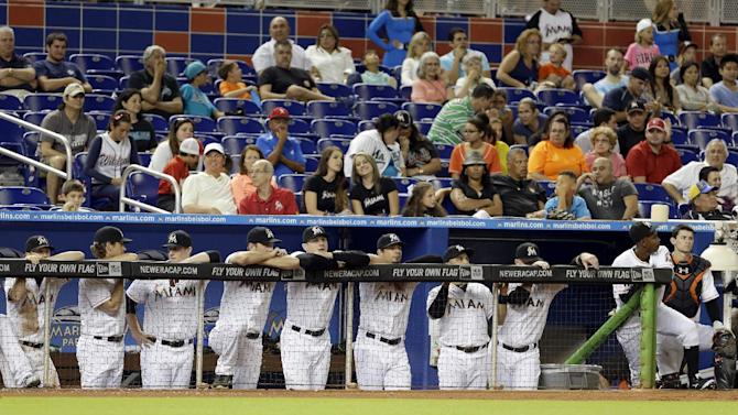 Marlins exec wants team to play faster this year