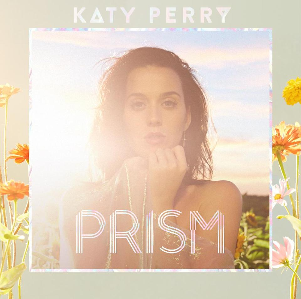"This CD cover image released by Capitol Records shows ""Prism"" by Katy Perry. (AP Photo/Capitol Records)"
