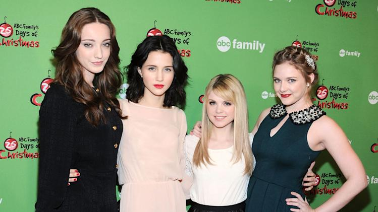 "ABC Family's ""25 Days Of Christmas"" Winter Wonderland Event"
