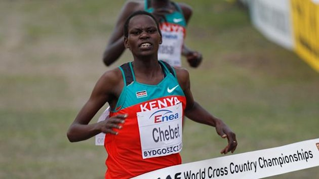 ATHLETICS Emily Chebet
