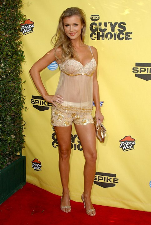 "Joanna Krupa at Spike TV's ""Guys Choice"" Awards."