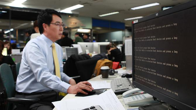 South Korea: Chinese address source of attack
