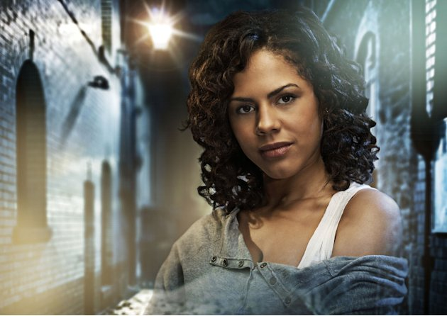 Lenora Crichlow stars in &quot;Being Human.&quot; 