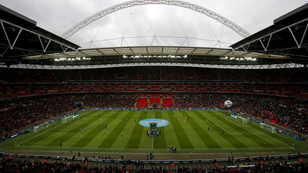 Wembley generic (PA Photos)