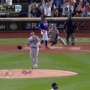 Cespedes' three-run shot