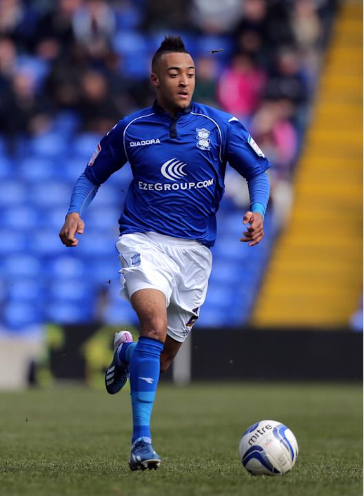 Soccer - Nathan Redmond File Photo