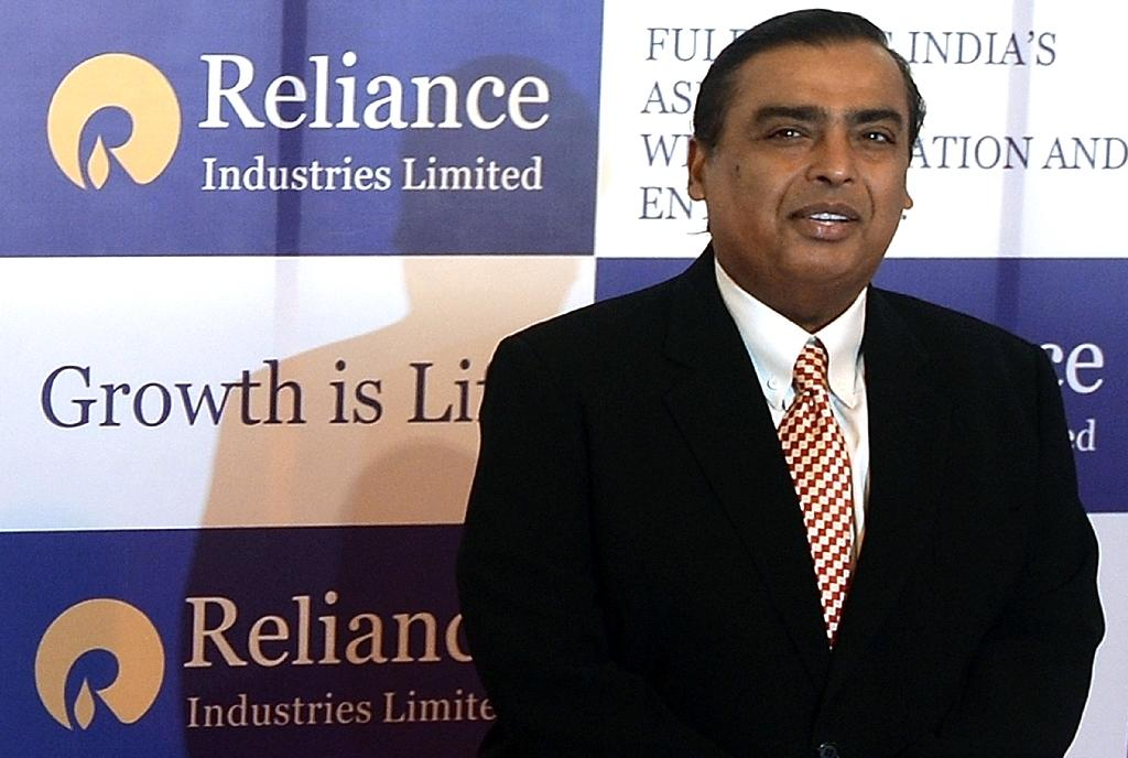 Ambani loses India rich list top spot to pharma tycoon