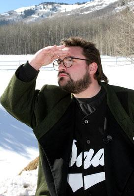 Kevin Smith Outdoor Portraits - 1/22/2005 Sundance Film Festival