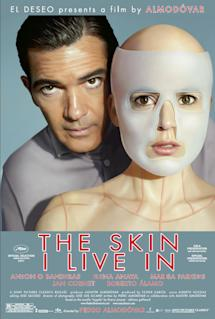 Poster of The Skin I Live In