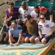 Mario Balotelli Takut Rollercoaster