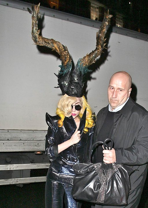 Lady Gaga London Rstrnt