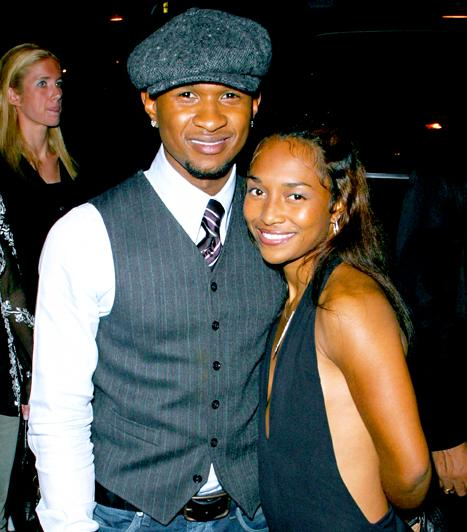"TLC's Chilli: Usher Was My First ""Real Love,"" He Never Cheated on Me"