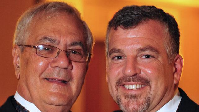 Congressman Barney Frank Marries Longtime Partner Jim Ready