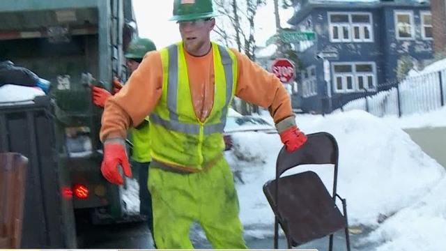 """""""Space saver"""" removal gets chilly reception in Boston"""
