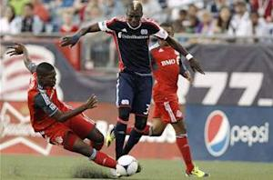 Early injury leads to New England's downfall