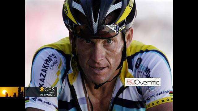 "Armstrong threatened ""60 Minutes"" team"